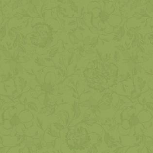 Mille Charmes Vert  Serviette