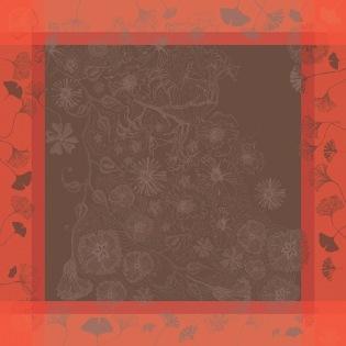Poetree Fuchsia Serviette