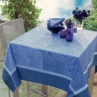 Sunshine Blue Tischdecke