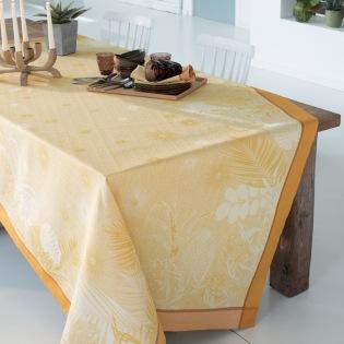 Borneo Ambre Tischdecke
