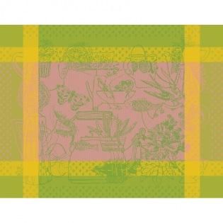 Deco-Tischset Spring Green