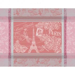 Tischset Carte Tour Eiffel Violine