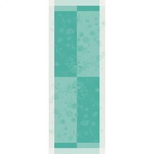 Souffle Turquoise Tischläufer, 2er Set