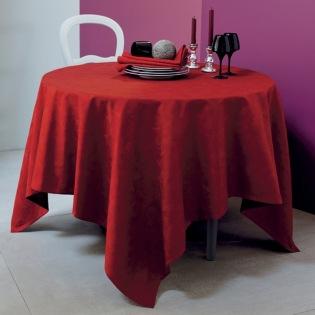 Mille Pensees Scarlet Tischdecke 180 x 180 cm