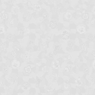 Mille Pensées Blanc  Serviette, 4er Set