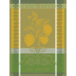 Citrons Geschirrtuch, 4er Set