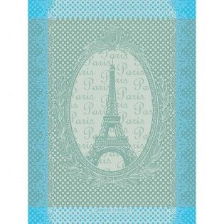 Eiffel Vintage Geschirrtuch, 4er Set